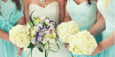 Oahu's Best Caterers Share 3 Easy Tips for Nailing a Watercolor Wedding Palette, Wahiawa, Hawaii