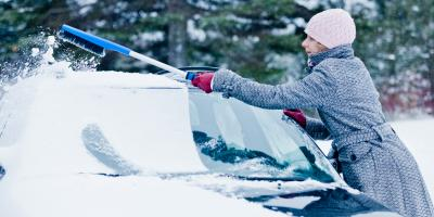 How Temperature Affects Your Windshield, Fairbanks, Alaska