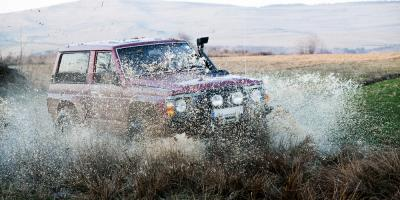 Can Your SUV Handle Off-Roading?, Anchorage, Alaska