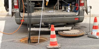 How Does a Sewer Camera Inspection Work?, West Crossett, Arkansas