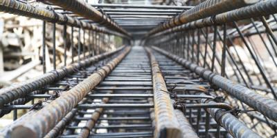Rebar Mill Highlights Stainless Steel's Construction Benefits, Cincinnati, Ohio