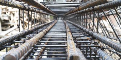 Rebar Mill Highlights Stainless Steel's Construction Benefits, Cincinnati, Ohio