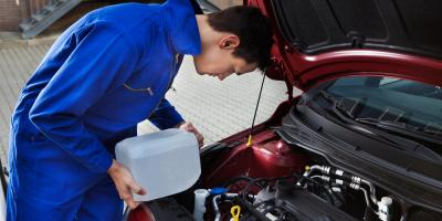 5 Common Causes of Car Radiator Fan Trouble , Rochester, New York