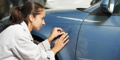 The Challenges of Auto Paint Repair & Color Matching, Honolulu, Hawaii