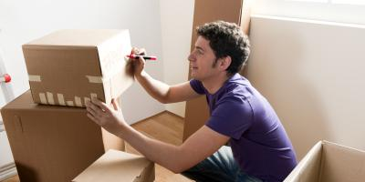 The Top 3 Reasons to Rent a Storage Unit When Moving, Columbia Falls, Montana