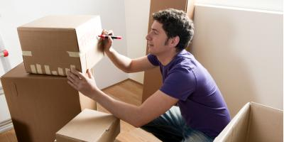 5 Mistakes People Make When Packing Storage Boxes, Columbia Falls, Montana