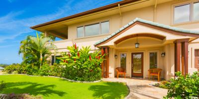 5 Ways to Increase Your Home's Curb Appeal, Lihue, Hawaii