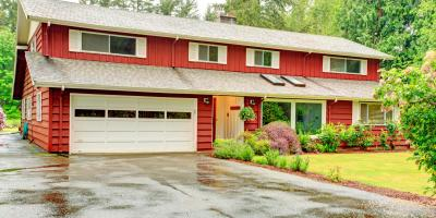 How to Stop Rainwater From Infiltrating Your Garage Door, Milwaukee, Wisconsin