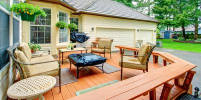 Why You Should Invest in a New Deck This Spring, Taymouth, Michigan