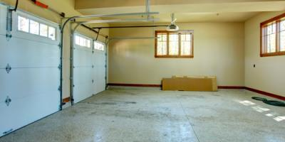 Spring Cleaning Tips for Your Garage Doors & Interior, Knoxville, Illinois