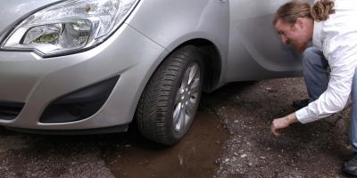 Do You Need Auto Repairs if You Hit a Pothole? , Hodgenville, Kentucky
