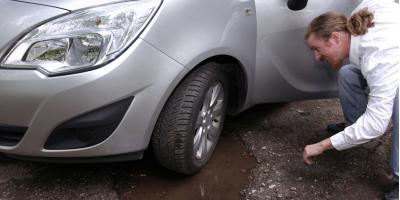 3 Common Problems With Car Wheels, Barkhamsted, Connecticut