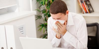 3 Ways to Control Spring Allergies at Work, Spokane, Washington