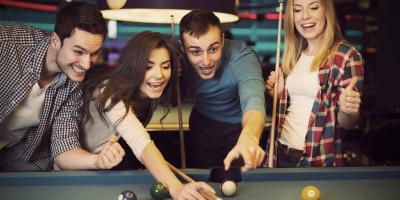 Do's & Don'ts for Pool Table Etiquette , Honolulu, Hawaii