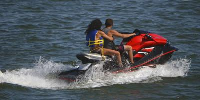 3 Reasons to Take Your Date on a Jet Ski® Ride, Honolulu, Hawaii