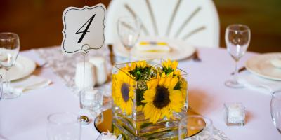 Summertime Decorating Ideas for a Wedding Venue, Honolulu, Hawaii
