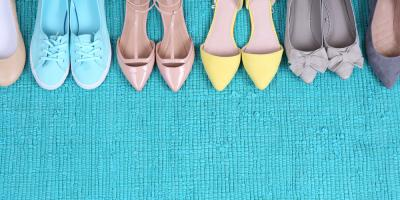 Women's Shoe Trends for Spring , Paramus, New Jersey