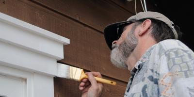 3 Steps for Painting Wood, Norwood, Ohio