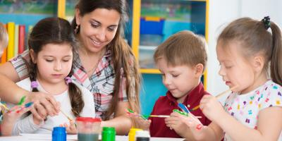 4 Habits & Skills to Teach Your Child Before Preschool, Honolulu, Hawaii