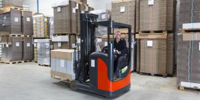 Why You Should Use a Reach Truck, South Plainfield, New Jersey