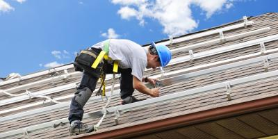 Roofing Contractors Share 3 Common Signs of Shingle Damage, Martindale, Texas