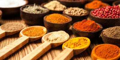 5 Types of Curry Found in Thai Food, Honolulu, Hawaii