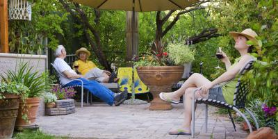 What's the Difference Between a Patio & Deck? , Hayward, Wisconsin