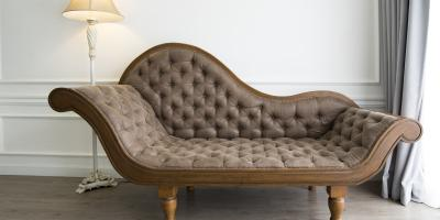 How to Care for Antique Upholstered Furniture, Rochester, New York