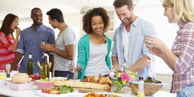 Groton Italian Restaurant Shares 4 Tips for Hosting an Easy Holiday Party, Groton, Connecticut