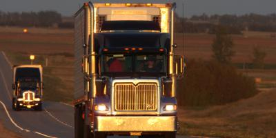 3 Health Tips for New Truck Drivers, Columbia, Ohio