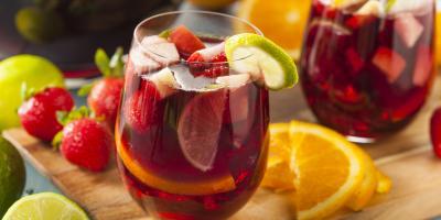 5 Healthy Reasons to Drink Sangria, Honolulu, Hawaii