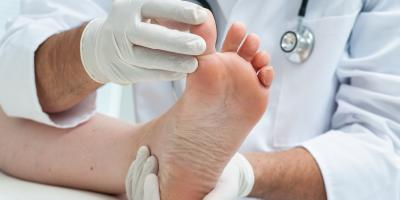 When Should You See a Foot Specialist?, Manhattan, New York