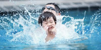 5 Ways to Protect Your Eyes While in the Pool, Kihei, Hawaii