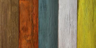Choosing the Right Paint for Your Wood, Stayton, Oregon