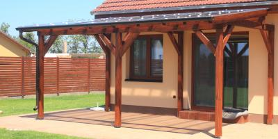 The Different Types of Pergolas for Your Patio Installation, Clearwater, Minnesota