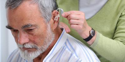 3 Styles of Hearing Aids, Hamilton, Alabama