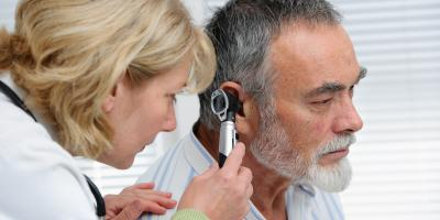 3 Types of Hearing Loss, Madison Center, Connecticut