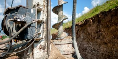 What You Should Know About Auger Drilling & Soil Conditions, Anchorage, Alaska