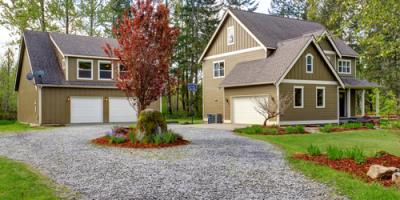 What Are the Pros & Cons of a Gravel Driveway?, Butler, Kentucky
