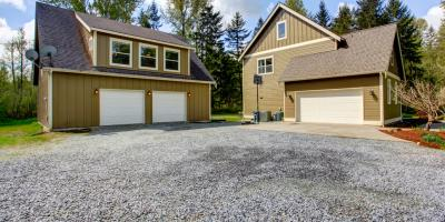 Site Grading Experts List 4 Reasons to Choose Gravel for Your Driveway, Stuarts Draft, Virginia