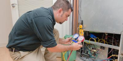 Do I Need Air Conditioning Repair if Coolant Lines Freeze?, Columbia, Missouri