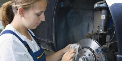 4 Signs Your Brakes Require Maintenance, East Providence, Rhode Island