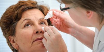 What Is Glaucoma?, Greece, New York