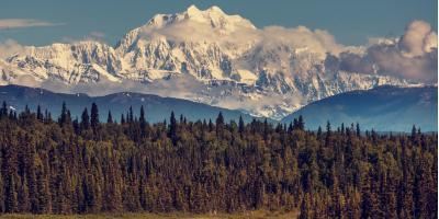 3 Ways To Enjoy Beautiful Views of Denali, Ferry, Alaska