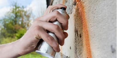 Why It Pays to Hire a Professional for Graffiti Removal, Milford city, Connecticut