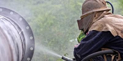 What Is Abrasive Blasting & How Does It Work? , Cincinnati, Ohio