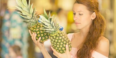 4 Health Benefits of Pineapples, Honolulu, Hawaii