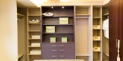 How a Custom Closet System Will Enhance Your Historic Home, Middle Creek, North Carolina