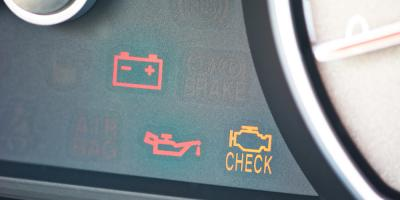 3 Common Reasons Your Check Engine Light Could Turn On, Russellville, Arkansas