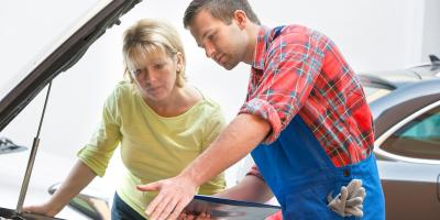 4 Car Repairs You Should Never Attempt Yourself, Morehead, Kentucky